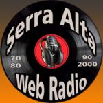 Logo da emissora Serra Alta Web Radio
