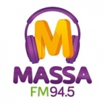 Logo da emissora Rádio Massa 94.5 FM