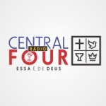 Logo da emissora Rádio Central Four Gospel