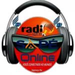Logo da emissora Rádio Sapé Online