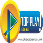 Logo da emissora Rádio Top Play Campos