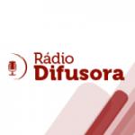 Logo da emissora Rádio Difusora 1580 AM