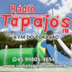 Logo da emissora Rádio Tapajos FM