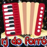 Logo da emissora Web Rádio RJ Do Forró