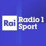 Logo da emissora Rai Radio 1 Sport
