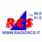 Logo da emissora RCS 98.6 FM
