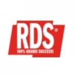 Logo da emissora RDS Dimensione 107.3 FM