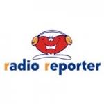 Logo da emissora Reporter 101.9 FM