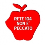 Logo da emissora Rete 104 FM