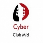 Logo da emissora Cyber Mid