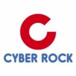Logo da emissora Cyber Rock