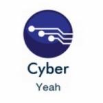 Logo da emissora Cyber Yeah
