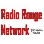 Logo da emissora Rouge Italy 99.3 FM