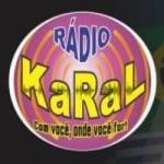 Logo da emissora Rádio karal