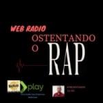 Logo da emissora Web Rádio Ostentando o Rap