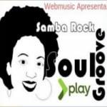 Logo da emissora Samba Rock Soul Groove
