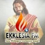 Logo da emissora Ekklesia FM