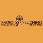 Logo da emissora Radio Sanluchino 104.5 FM 1584 AM