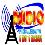 Logo da emissora Rádio Pilões Alternativa