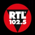 Logo da emissora RTL 102.5 FM