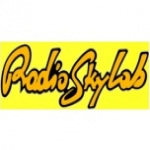 Logo da emissora Skylab 91.1 FM