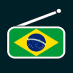 Logo da emissora Rádio Mix Brasil