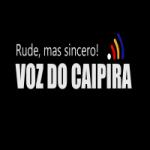 Logo da emissora Voz do Caipira