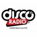 Logo da emissora Discoradio 96.5 FM