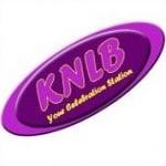 Logo da emissora KNLB 91.1 FM