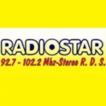Logo da emissora Star 92.5 FM