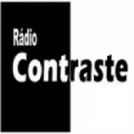 Logo da emissora Rádio Contraste