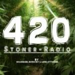 Logo da emissora 420 Stoner Radio