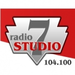 Logo da emissora Studio 7 104.1 FM