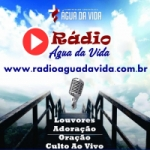 Logo da emissora Rádio Água Da Vida