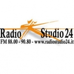 Logo da emissora Studio 24 88 FM