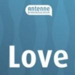 Logo da emissora Antenne Niedersachsen Love