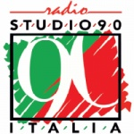 Logo da emissora Studio 90 Italia FM