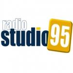 Logo da emissora Studio 95 FM