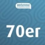 Logo da emissora Antenne Niedersachsen 70er