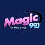 Logo da emissora MAGIC 99.1 FM