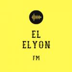 Logo da emissora Rádio El Elyon FM