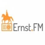 Logo da emissora Radio Ernst.FM