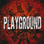 Logo da emissora Radio Playground