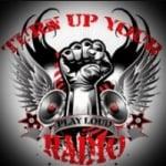 Logo da emissora Turn Up Your Radio