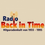 Logo da emissora Radio Back In Time