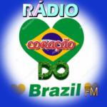 Logo da emissora Rádio Coração Do Brasil