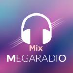 Logo da emissora Mega Rádio Mix