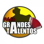 Logo da emissora Rádio Grandes Talentos