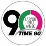 Logo da emissora Radio Time 90 92.3 FM