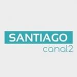 Logo da emissora Rádio Santiago Canal 2